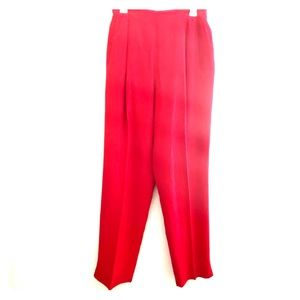 Harve Benard   Pleated Front High Rise Trousers